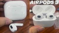 AirPods 3透视图曝光,入耳式设计,不支持降噪