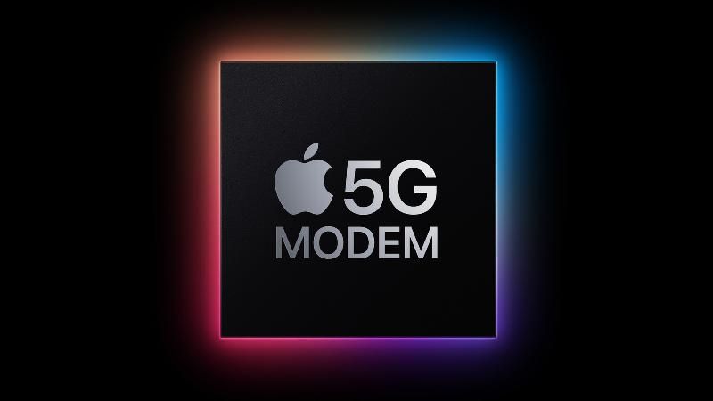 苹果定制设计的5G移动调制解调器可能会再2023年的所有iPhone机型中首次亮相