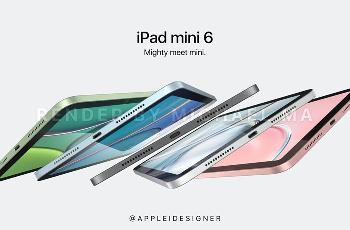 苹果 iPad mini6 染图:新增五种配色,A14处理器成最大亮点