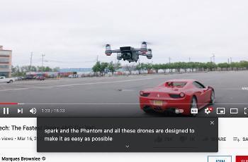 谷歌 Chrome 89 浏览器新增功能:自动为音视频创建字幕