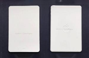 苹果iPad mini 6模型曝光:采用全面屏、屏下指纹设计