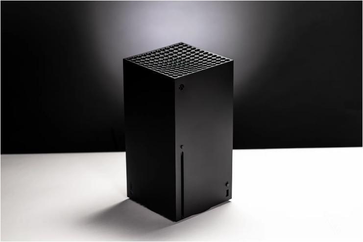 轰动一时的Xbox冰箱:微软答应量产了!