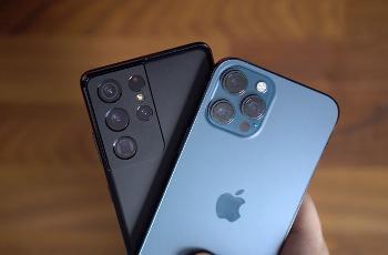 iPhone 12比Galaxy S21要更保值,高处 20%以上