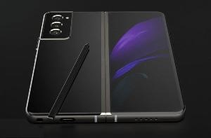三星Galaxy Z Fold 3将在5、6月份发布,采用屏下相机技术