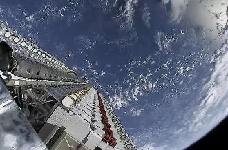 """避免干扰!NASA与SpaceX签太空飞行安全协议,星链卫星将主动""""让路"""""""