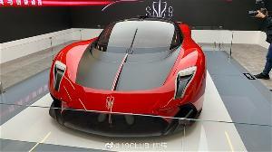 1.9s破百,售价超千万 红旗S9量产版亮相上海车展