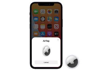 防丢神器!苹果AirTag正式发布,售价229元一个