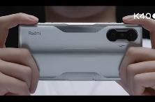 Redmi K40游戏版真机首曝:升降按键通过150万次实测寿命