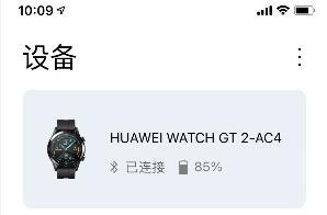 华为Watch GT2现已支持从 iOS 手机的运动健康应用下载更换新表盘