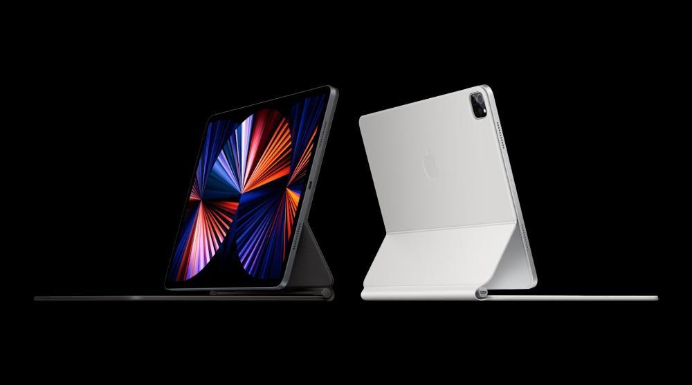 苹果称新的12.9英寸iPad Pro可以和旧的妙控键盘兼容