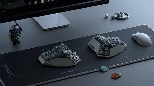 李楠怒喵科技发布一款键盘:拥有独特4x6键盘配列 第一批限量发售100把