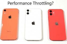 iOS 14.5.1导致性能节流实锤:iPhone 11/12竟比不过iPhone XR