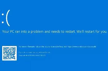 微软撤回导致Windows 10蓝屏死机的AMD SCSI 适配器驱动程序更新
