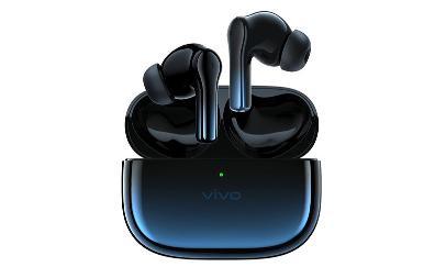 蓝白两种配色可选 vivo新款vivo TWS2降噪耳机 5月20日见