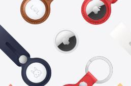 苹果 AirTag 内置 NFC 可触发快捷指令 ,实现自动化操作