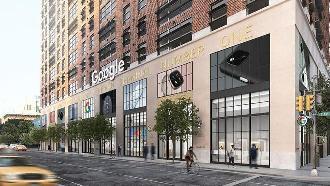 和苹果抢生意?Google今夏将在曼哈顿开首家实体店