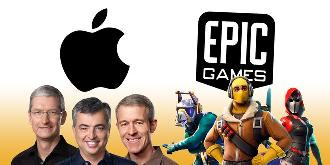 Epic诉苹果案完成最终陈词 或8月作出裁决