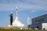 美股SpaceXCEO表示每48小时可生产一台猛禽发动机