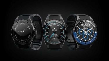 布加迪的新款智能手表是一种你可能真的买得起的配件