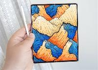 三星 Galaxy Z Fold 3 屏幕将会更亮,厚度因支持手写笔增加