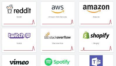 全球网络安全再响警钟 众多大型网站昨夜集体宕机