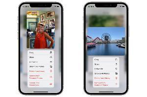 苹果 iOS 15 优化照片 App 回忆功能,可减少某人的出现频率