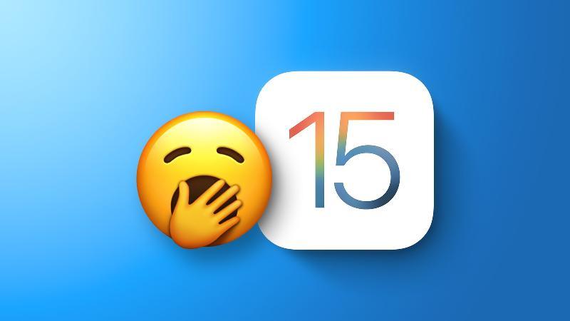 调查显示大部分用户对iOS15不感兴趣