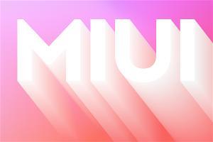MIUI13新系统内测新视觉体验,别具一格的清新画面