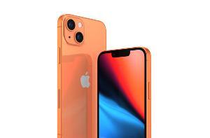iPhone 13登上热搜:有望指纹解锁,外形配色大曝光