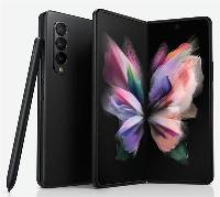 大神爆料三星Galaxy Z Fold3渲染图:首款折叠屏下摄像头手机,堪称最美