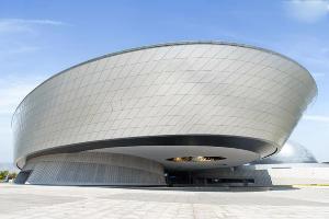 全球规模第一的天文馆开馆,坐落在上海滴水湖畔
