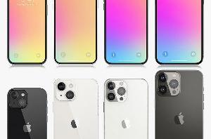曝iPhone 13已开始生产:四款小刘海机型,8 月开始大批量产