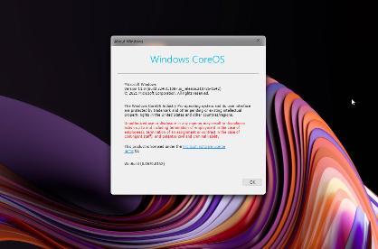 微软 Windows CoreOS 11 图片视频曝光,魅族16能成功运行