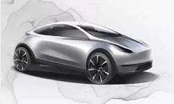 特斯拉Model2爆料,预计为掀背车,售价16万左右