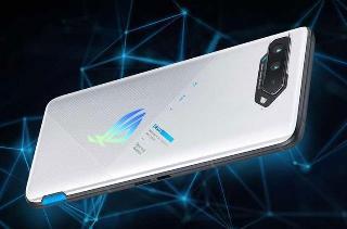 华硕ROG游戏手机5S曝光,配备骁龙 888 Plus处理器