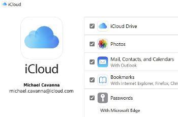 苹果发布 iCloud 12.5 正式版:支持Win11 / Win10 增加新密码管理选项