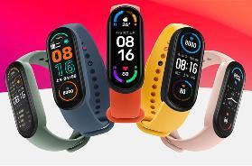 小米手环 6 将于 8 月 26 日在印度推出标准版