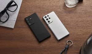三星S21系列手机迎来One UI更新,更新包约为1个G