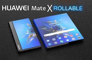 华为Mate X Rollable 抽拉式卷屏曝光,展开 11 寸大屏