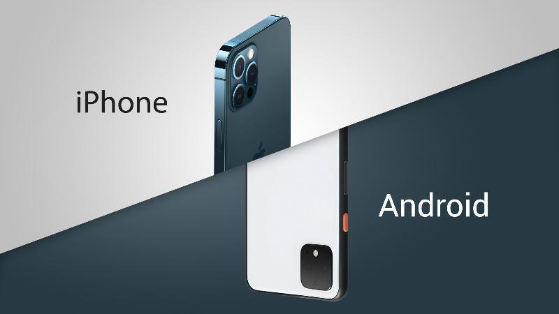 根据调查显示,安卓用户对iPhone13机型的兴趣没有iPhone12高