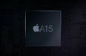 苹果A15的GPU测试结果曝光:峰值能力比A14快13.7%