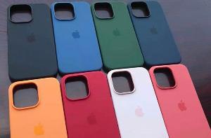 苹果故意泄漏?iPhone 13官方保护壳曝光,外形抢先看
