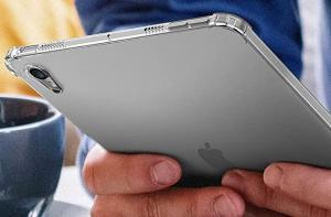 疑似iPad mini 6保护套曝光,顶部音量按钮,支持Apple Pencil