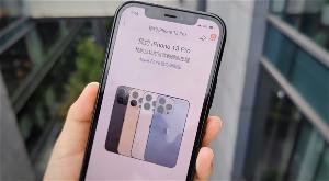 iPhone 13天猫预定数量已超300万,其中最受欢迎的竟是猛男粉