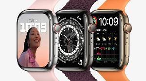 Apple Watch Series 7:虽然采用S7芯片,但是却和S6相同
