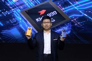 华为:新的5G手机在路上了