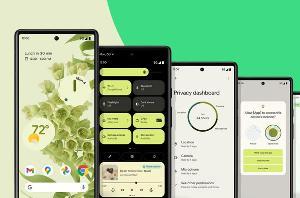 Android 12系统正式发布