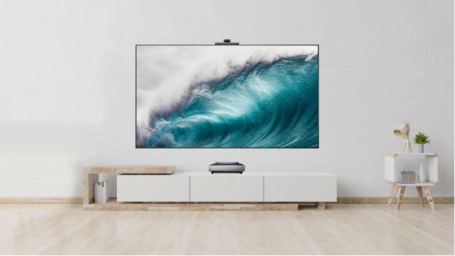 海信CES 2021推出L9F系列全色激光电视 首次搭载社交功能