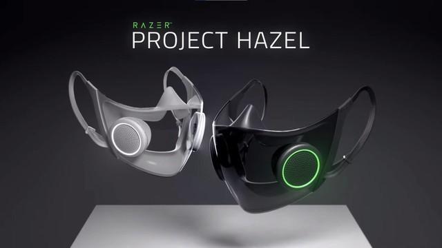 雷蛇推出N95透明智能口罩 酷到没朋友