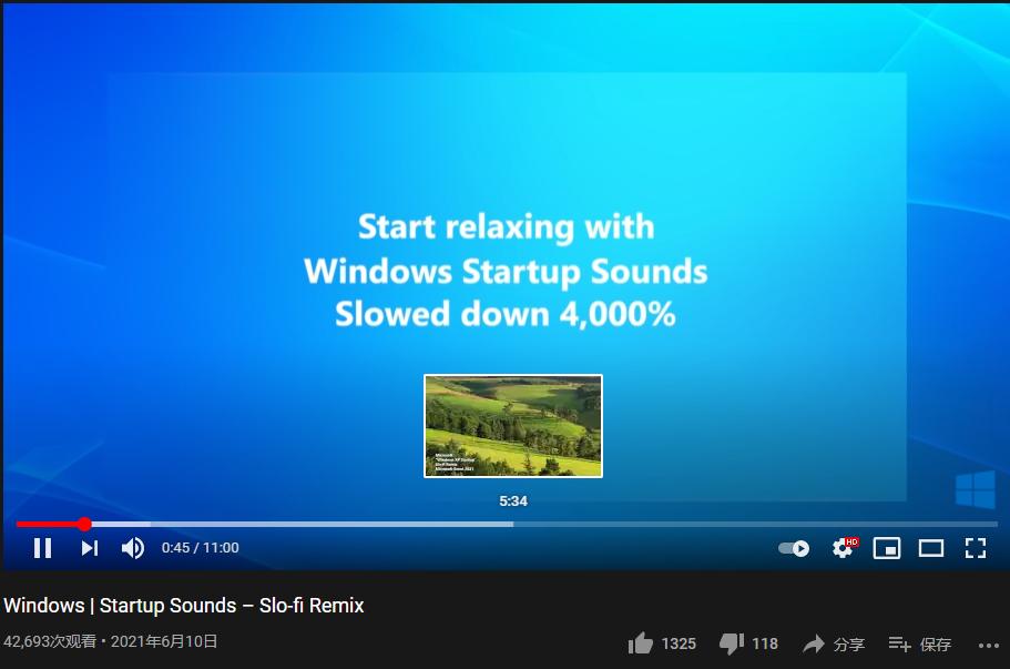 """直接明示,微软发布 11 分钟的""""Win11""""预告片:请大家放松"""